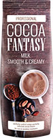 Cocoa Fantasy Milk Smooth & Creamy