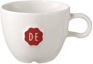 Douwe Egberts cappuccino csésze
