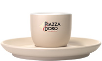 Piazza d'Oro espresso csésze