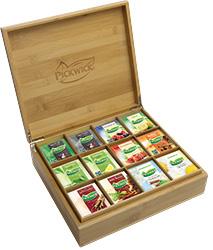Pickwick Professional tea kínáló doboz