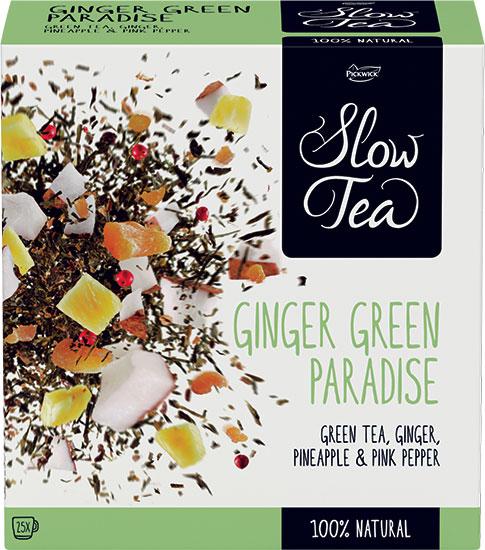 Ginger Green Paradise