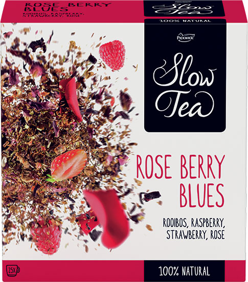 Rose Berry Blues