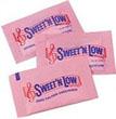 Sweet'N Low sachet