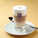 Piazza d'Oro Latte Macchiato pohár